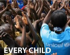 为了世界上每一个儿童的权利