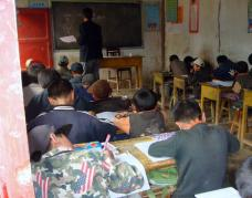 与宜家社会工作团体援助甘肃儿童