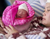 母乳让孩子赢在健康起跑线
