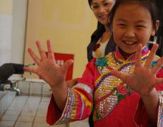 全球洗手日在中国
