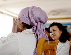 同伴教育帮助降低新生儿艾滋病病毒感染率