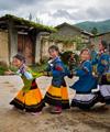中国少数民族儿童状况相关数据