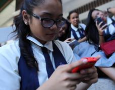 互联网为儿童带来的风险日渐增加