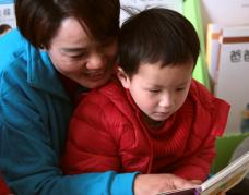 帮助农村儿童获得早期发展机会