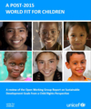A Post-2015 World Fit for Children