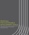 Proposal for sustainable development goals
