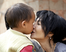 Maggie Cheung and child welfare
