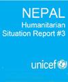 Nepal Humanitarian Situation Report #3