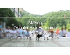 Making Disaster Risk Education Fun