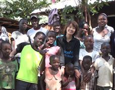 Ma Yili visits Kenya (complete version)